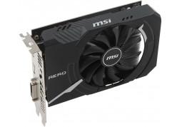 Видеокарта MSI RX 550 AERO ITX 2G OC описание