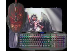 Комплект (клавиатура + мышь) Defender Anger MKP-019 Black (52019)