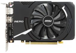 Видеокарта MSI GTX 1050 AERO ITX 2G OCV1