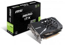 Видеокарта MSI GTX 1060 AERO ITX 6G OC описание