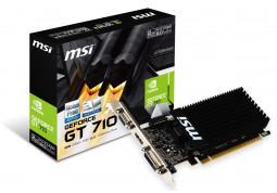 Видеокарта MSI GT 710 2GD3H LP недорого