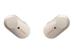 Наушники Sony SONY WF-1000XM3 Silver WF1000XM3S.E