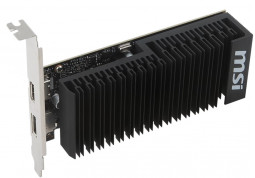 Видеокарта MSI GT 1030 2GH LP OC цена