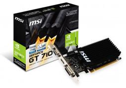 Видеокарта MSI GT 710 1GD3H LP фото