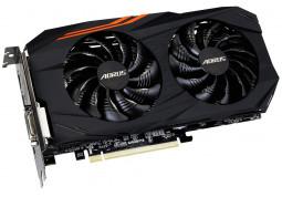 Видеокарта Gigabyte Radeon RX 580 (GV-RX580AORUS-8GD) описание