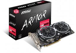 Видеокарта MSI RX 580 ARMOR 8G OC отзывы