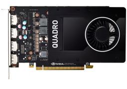 Видеокарта PNY NVIDIA Quadro P2000 (VCQP2000-PB)