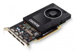 Видеокарта PNY NVIDIA Quadro P2000 (VCQP2000-PB) купить
