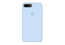 Чехол Apple 7plus/8plus Silicone case original sky blue