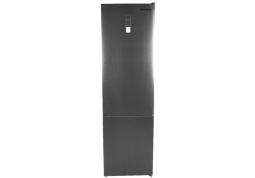 Холодильник с морозильной камерой Grunhelm GNC-200MLX