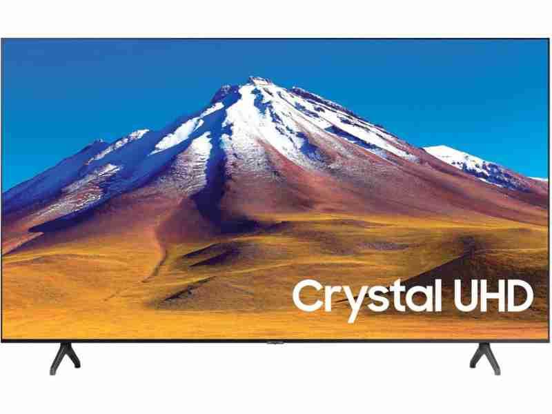 Телевизор Samsung UE43TU7090UXUA Black