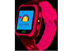 Детские смарт часы Discovery iQ4800 Camera LED Light Pink