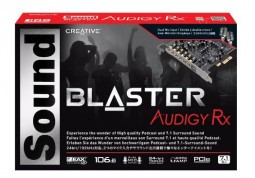 Creative Sound Blaster Audigy Rx фото