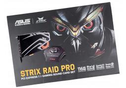 Звуковая карта Asus Strix Raid PRO отзывы