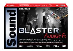 Creative Sound Blaster Audigy Fx отзывы