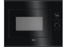 Встраиваемая микроволновая печь AEG MBE2658SEB