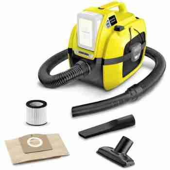 Пылесос Karcher WD 1 Compact Battery (9.611-410.0)