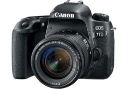 Зеркальный фотоаппарат Canon EOS 77D kit 18-55