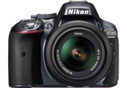 Зеркальный фотоаппарат Nikon D5300 kit (18-55mm) AF-P фото