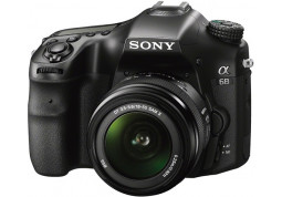 Зеркальный фотоаппарат Sony Alpha A68 kit (18-55mm)