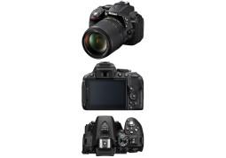 Зеркальный фотоаппарат Nikon D5300 kit 18-105