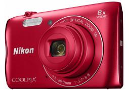 Фотоаппарат Nikon Coolpix A300 Red
