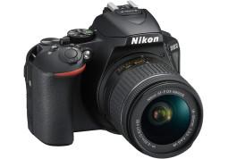 Зеркальный фотоаппарат Nikon D5600 kit 18-105