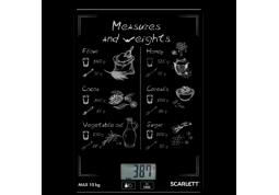 Весы кухонные  Scarlett SC-KS 57P64