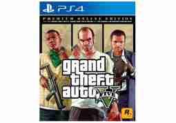 Игра Sony Grand Theft Auto V Premium Online Edition PS4