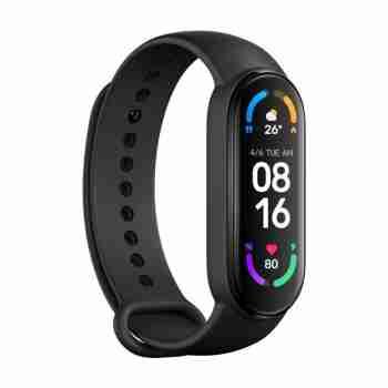 Фитнес-браслет Xiaomi Mi Smart Band 6 Black