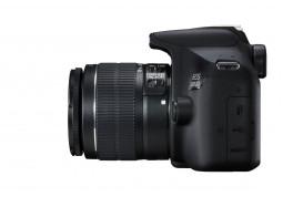 Зеркальный фотоаппарат Canon EOS 2000D kit (18-55mm) IS стоимость