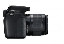 Зеркальный фотоаппарат Canon EOS 2000D kit (18-55mm) IS цена