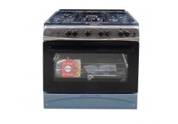 Комбинированная плита Milano ML90 G5/01+ (Inox.)