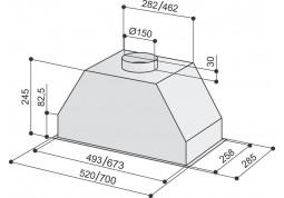Вытяжка Best PASC 580 FPX
