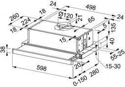 Вытяжка Franke FSM 601 WH (315.0489.957) стоимость