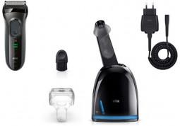 Электробритва Braun 3050cc Black в интернет-магазине