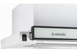 Вытяжка телескопическая Minola HTL 6060 I/WH Glass 430 описание