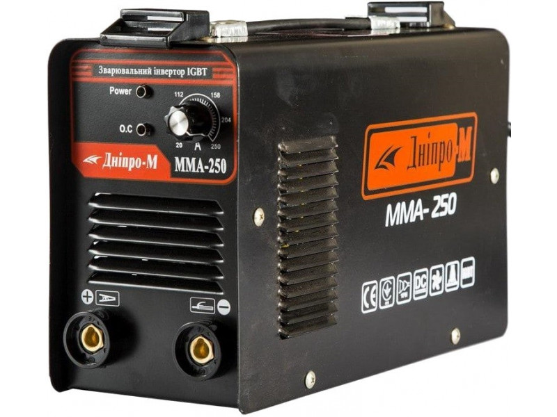 Сварочный аппарат Dnipro-M MMA-250 B недорого
