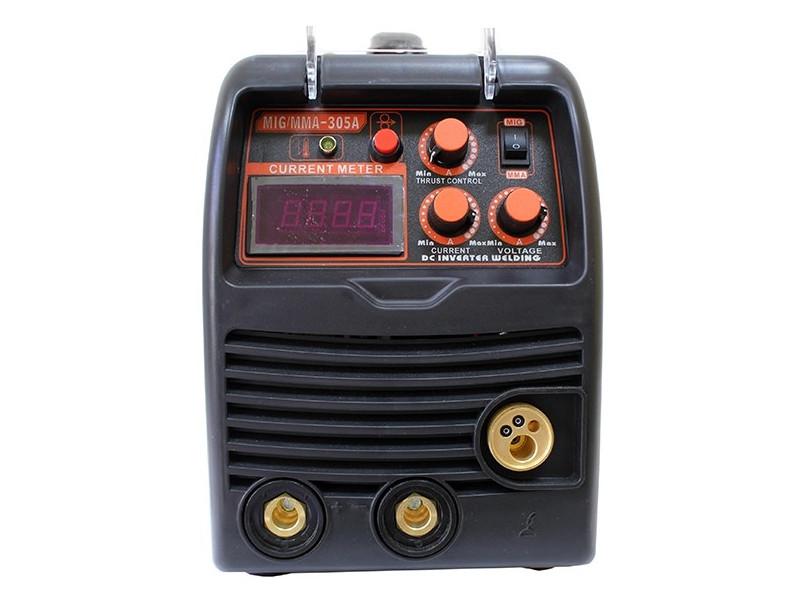 Сварочный аппарат Luch Profi MIG/MMA-295A купить