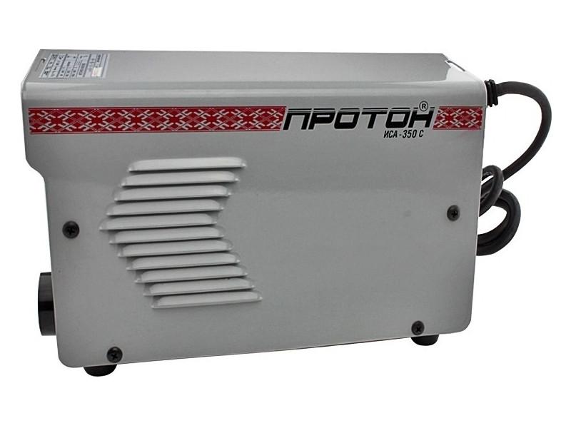 Сварочный аппарат Proton ISA-350/S описание