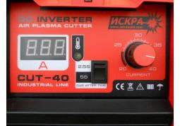Сварочный аппарат Iskra CUT-40 отзывы