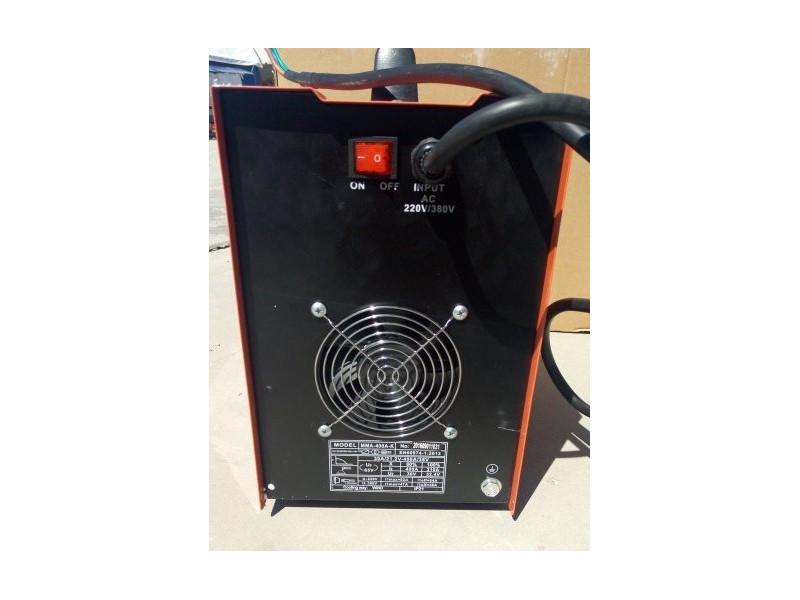 Сварочный аппарат SHYUAN MMA-400A-K стоимость