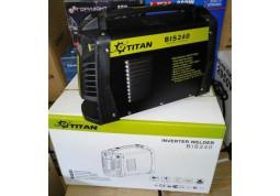 Сварочный аппарат TITAN BIS 240 отзывы