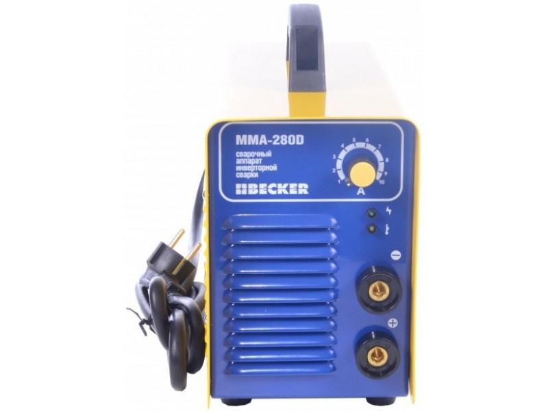 Сварочный аппарат Becker MMA-280D стоимость