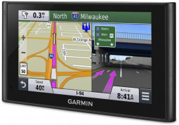 GPS-навигатор Garmin DezlCam LMT