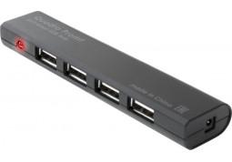Картридер/USB-хаб Defender Quadro Promt недорого