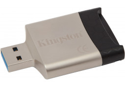 Картридер/USB-хаб Kingston MobileLite G4 - Интернет-магазин Denika