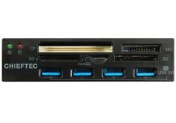 Картридер/USB-хаб Chieftec CRD-801H отзывы