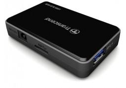 Картридер/USB-хаб Transcend TS-HUB3 недорого