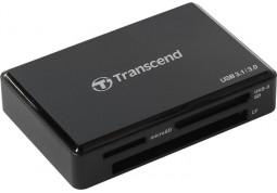 Картридер/USB-хаб Transcend TS-RDF9 описание